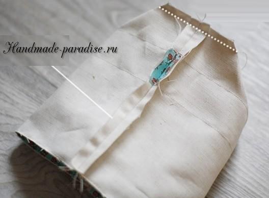 Как сшить мешочек на завязках (6)