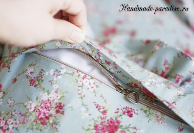 Как сшить наволочку для подушки (11)
