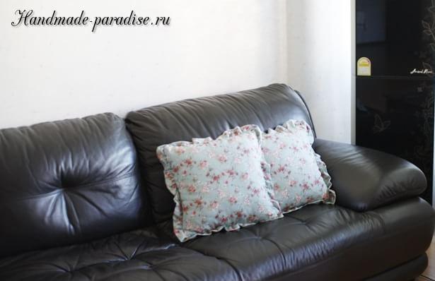 Как сшить наволочку для подушки (13)