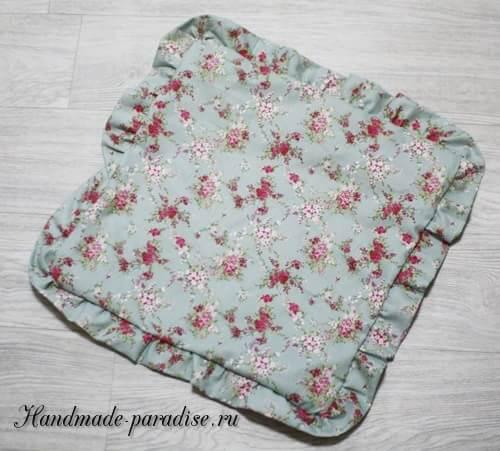Как сшить наволочку для подушки (9)