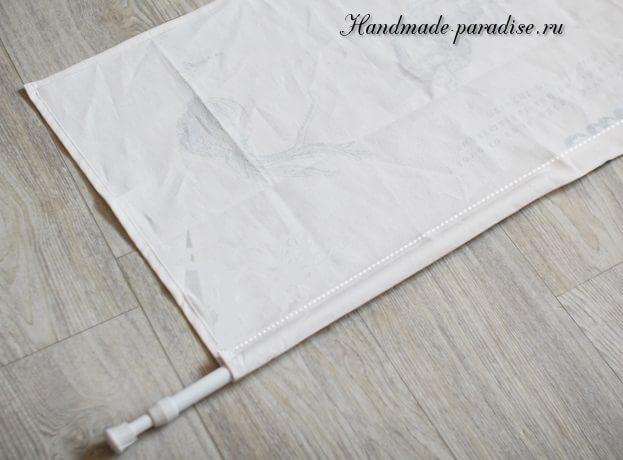 Как сшить шторку под раковину (5)