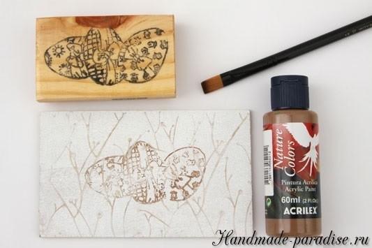 Пасхальная роспись садовой лейки (4)