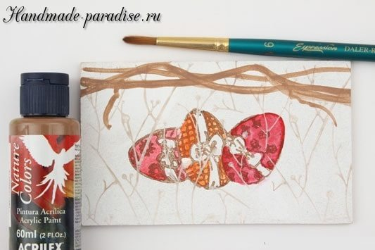 Пасхальная роспись садовой лейки (6)