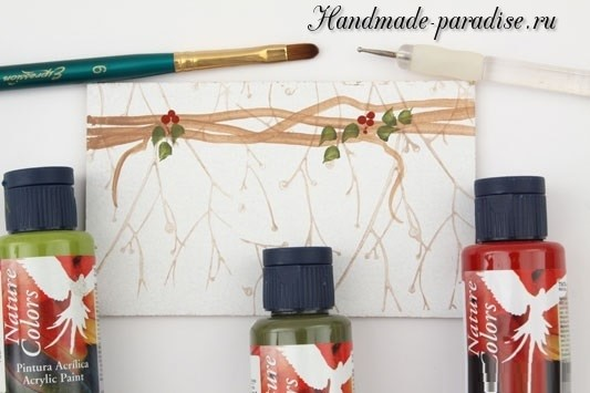 Пасхальная роспись садовой лейки (7)