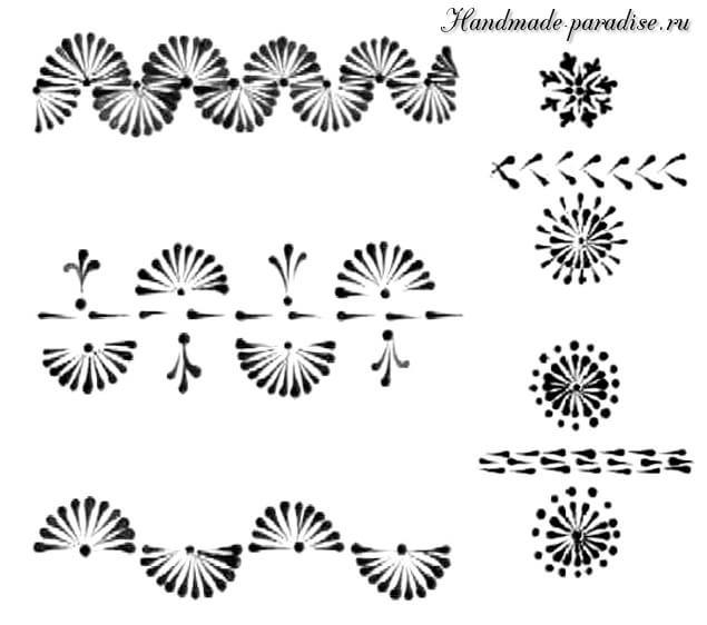 Шаблоны для росписи яиц воском (11)