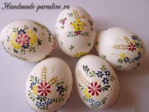 Шаблоны для росписи яиц воском (15)