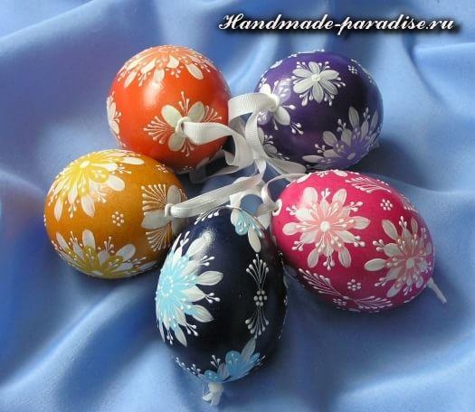 Шаблоны для росписи пасхальных яиц воском (2)