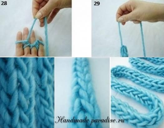 Вязание на руках и на пальцах (9)