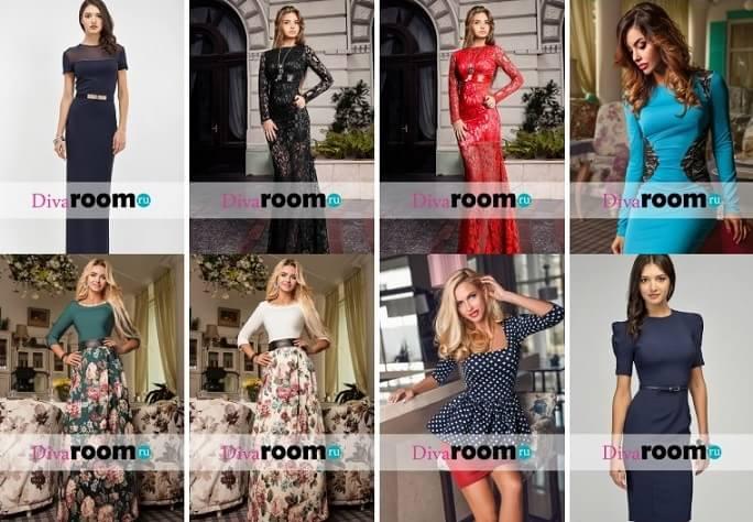платья от Divaroom