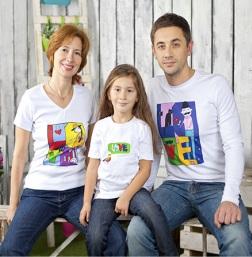 BeFamily - одежда в едином стиле для всей семьи