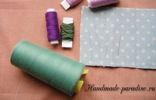 Как вышивать лаванду (17)