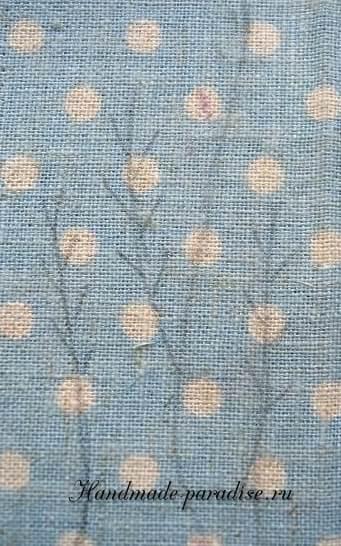 Как вышивать лаванду (18)