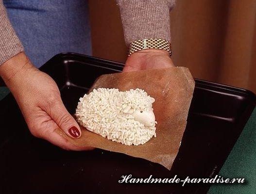 Ягненок из соленого теста (8)