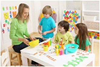 Семейный детский клуб как основа гармоничного развития ребенка1