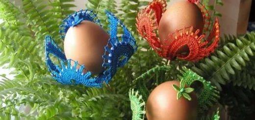 Техника фриволите. Создание цветов и украшений