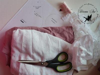 Как сшить текстильную мышку (2)