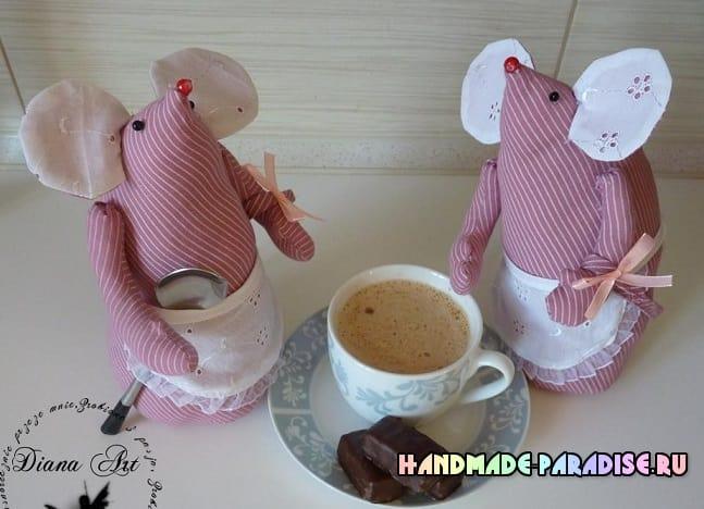 Как сшить текстильную мышку (6)