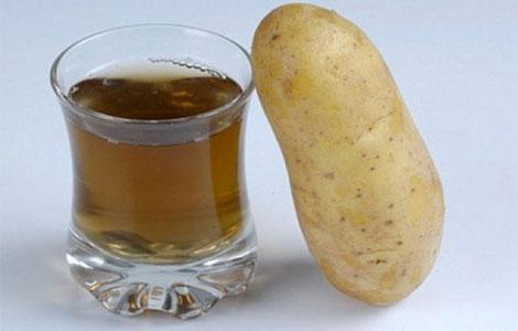 От воспаления суставов - проросшая картошка (4)