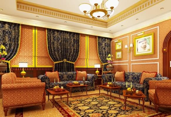 Восточный стиль в интерьере и дизайне комнат