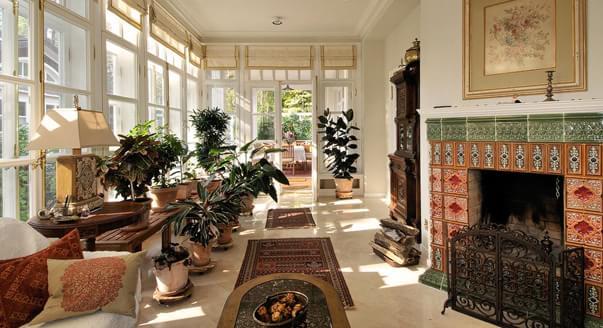 Восточный стиль в интерьере и дизайне комнат (4)