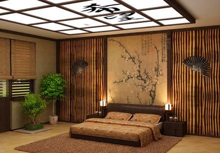 Восточный стиль в интерьере и дизайне комнат (6)
