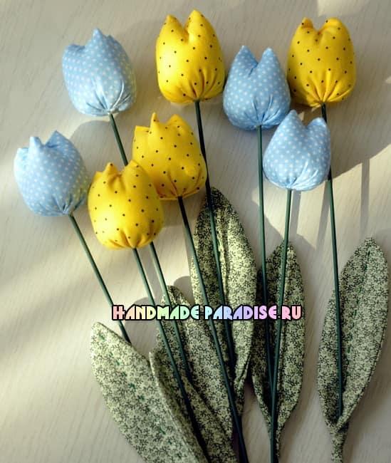 Декоративная ваза для цветов из коробки (6)