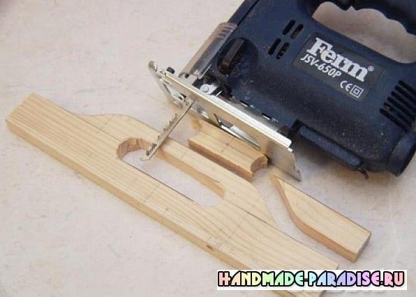 Как сделать деревянный поднос своими руками (11)