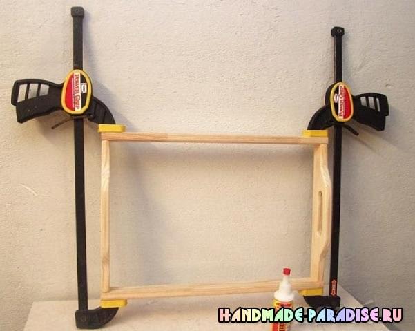 Как сделать деревянный поднос своими руками (6)
