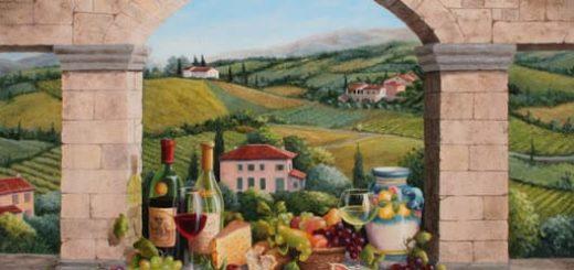 Картинки для декупажа на винную тематику