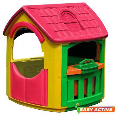 Пластиковые комплексы для детей (2)