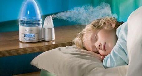 Воздух увлажняем - болезни прогоняем