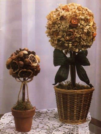 Яркие фрукты в декоре помещений (3)