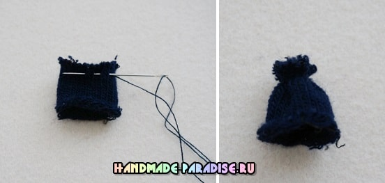Черепашка из перчатки (3)