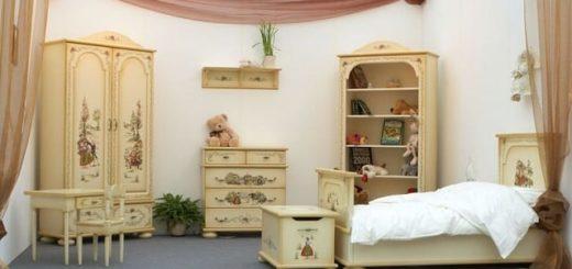 Как декорировать предметы мебели