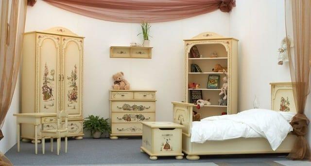 Как декорировать предметы мебели (2)
