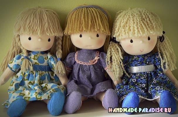 Bonecas Kyoko Yoneyama. revista japonesa