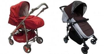 Как купить хорошую коляску быстро и недорого (2)