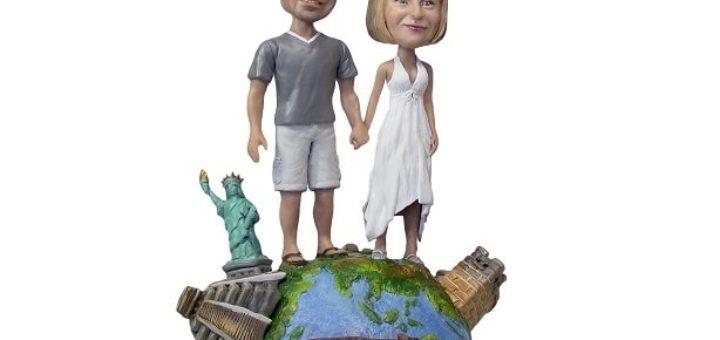 Портретная кукла по фотографии - незабываемый подарок на любое торжество