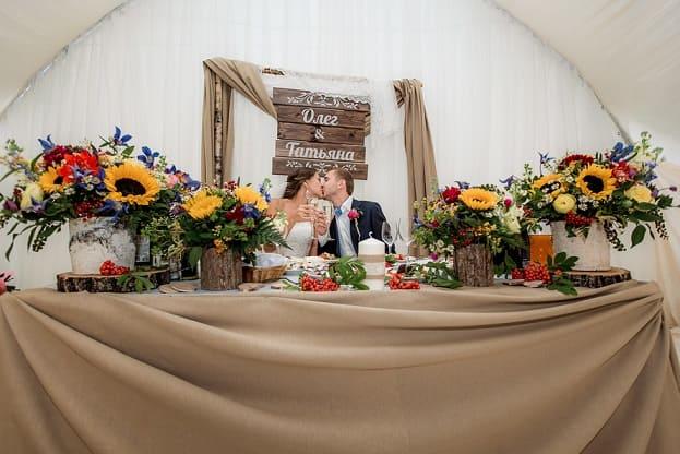 Свадьба в стиле рустик (3)