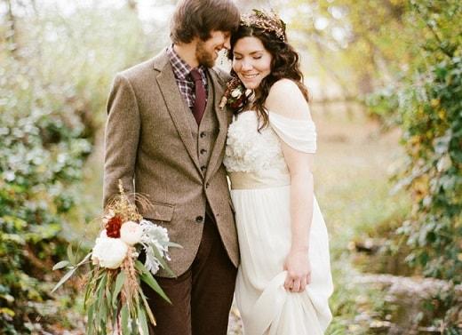 Свадьба в стиле рустик (4)