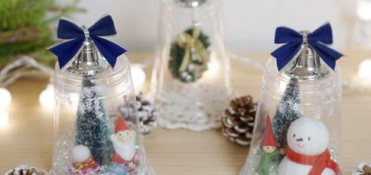 Новогодние украшения из пластиковых стаканчиков