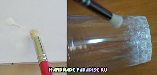 Новогодние украшения из пластиковых стаканчиков (8)