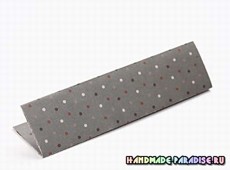 Бумажные звезды - подвески в технике оригами (4)