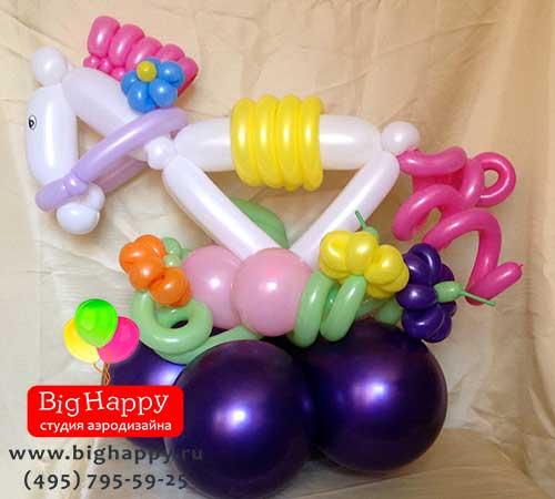 Фигуры из воздушных шариков (3)