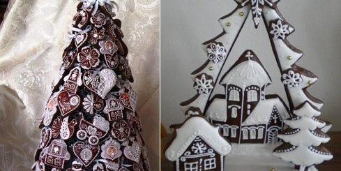 Лучший подарок - рождественские пряники