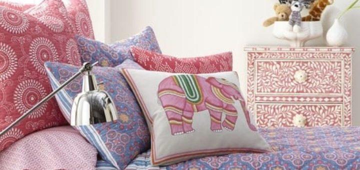 Постельное белье - как элемент декора