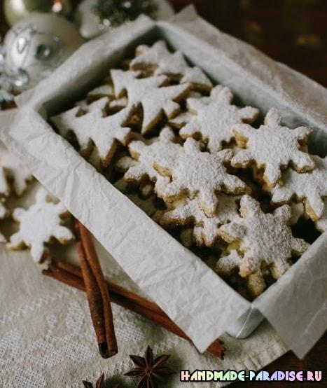 Рецепт новогоднего печенья (3)