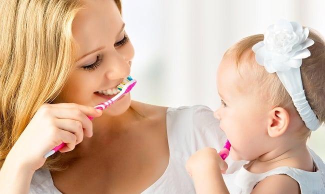 Выбираем детскую зубную пасту