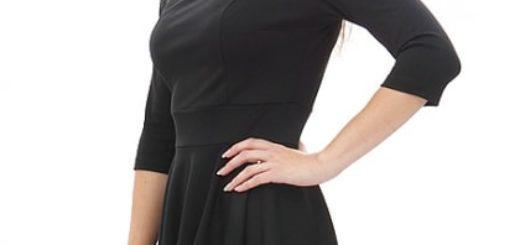 Выкройка коктейльного платья. Скачать бесплатно