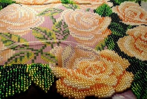 Вышивка бисером. Нехитрые подсказки для рукодельниц (2)